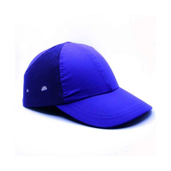 geneltedarik.com-darbe emici iş güvenliği şapkası fileli mor