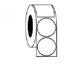 50mmx60mm termal 4cm çap 1000li rolling etiket